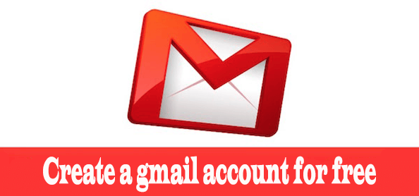 Create a gmail account for free