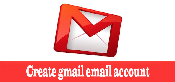 Create gmail email account